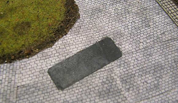 1zu160 gestaltung von asphalt beton und pflasterstra en. Black Bedroom Furniture Sets. Home Design Ideas