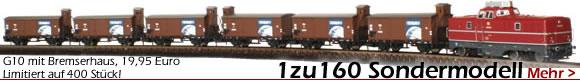 1zu160 Werbewagen 2010