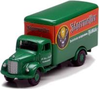 Jaegermeister, le camion