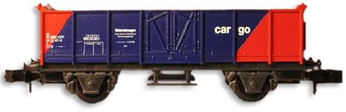 wagon de service CFF Cargo de chez SNS