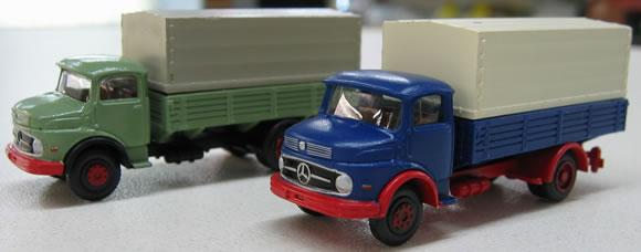 Mercedes-Benz chez miNis