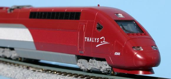 le Thalys de KATO